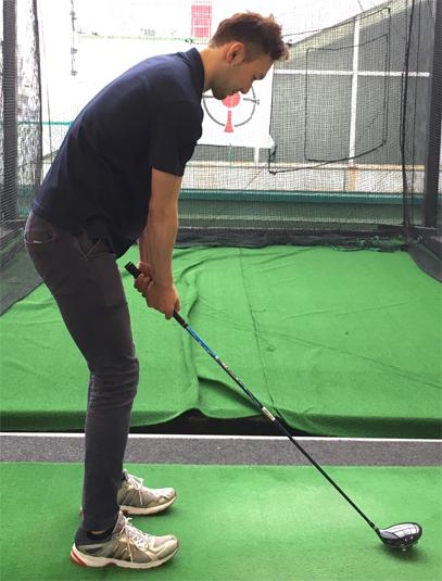 ゴルフスイングはアドレスからカッコよく!【UGMゴルフスクールジェクサー錦糸町店】