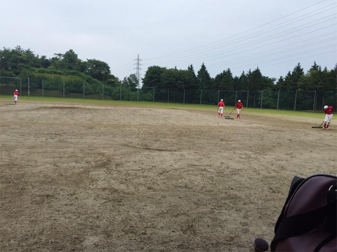 初公式戦!組み合わせ【野球スクール/野球レッスン名古屋/ JBC野球スクール名古屋】