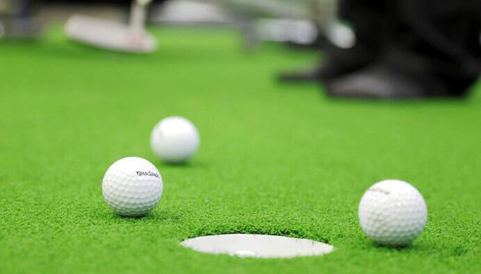 パターはスコアに直結しますよ!【UGMゴルフスクール /セントラルフィットネス一社】