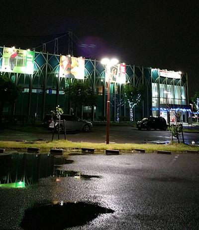 〜インストラクターの日常〜いなす店の夜の風景【UGMゴルフスクール セントラルフィットネスいなす店】