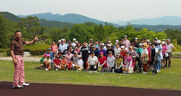 〜懐かしの〜☆★コース実習全員集合☆★【UGMゴルフスクールいなす店】