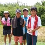 ジュニアのラウンドレッスン!【UGMゴルフスクール平野店】