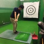 50ヤードの打ち方【UGMゴルフスクール・セントラルフィットネス市ケ尾店】