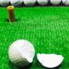 思いっきり振るのも良い練習♪【UGMゴルフスクール世田谷店(ゆうぽうと世田谷レクセンター)】