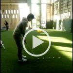 (動画でお悩み解決!)正しいアプローチの距離感をつかみましょ!【UGMゴルフスクール JBC名古屋店】