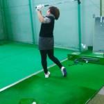 月例競技【UGM新大阪駅前店ゴルフスクール】