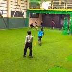 野球ミニゲームでトレーニング成果を発揮!【ジャパン・ベースボールカレッジ名古屋】