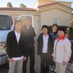 旅行記 パームスプリングスツアー2011.2.11