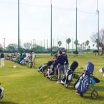 一日中コースで練習‼️【UGMゴルフスクール/セントラルフィットネス岡崎店】
