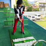 スイングの軌道を覚える 自分の特訓練習方法の巻き【UGMゴルフスクール/セントラルフィットネスいなす店】