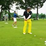 7月9日(日曜)コース実習の1コマ の巻き【UGMゴルフスクール/セントラルフィットネスいなす店】