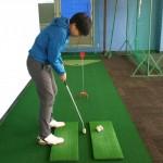 パット イズ 真似ー ~パターの上手くなる 練習方法はこれだ!の巻き~【UGMゴルフスクール/セントラルフィットネスいなす店】