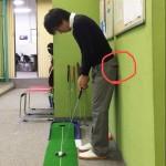 パッティングはお尻の感覚?!【UGMゴルフスクール新大阪駅前店】