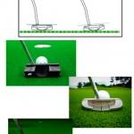 パターの構え方。パターヘッドの位置【UGMゴルフスクール/ニッコースポーツ平野店】