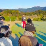 イベント初 ~冬のイベント クリスマスコンペの巻き~【UGMゴルフスクール/セントラルフィットネスいなす店】