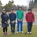 今年の始まり寒いけど 熱き内容のラウンドレッスン の巻き【UGMゴルフスクール/セントラルフィットネスいなす店】