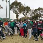春のコース実習2019年 ~田中クラスレッスン風景の巻き~【UGMゴルフスクール/セントラルフィットネスいなす店】
