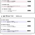 国内男子ツアー開幕! 5月以降、関西開催予定【UGMゴルフスクール/ニッコースポーツ平野店】